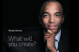 Apply for the Sales & Trading Military Internship with Morgan Stanley
