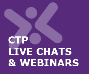 CTP Live Chats and Webinars