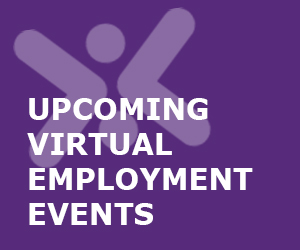 Upcoming CTP Virtual Employment Events